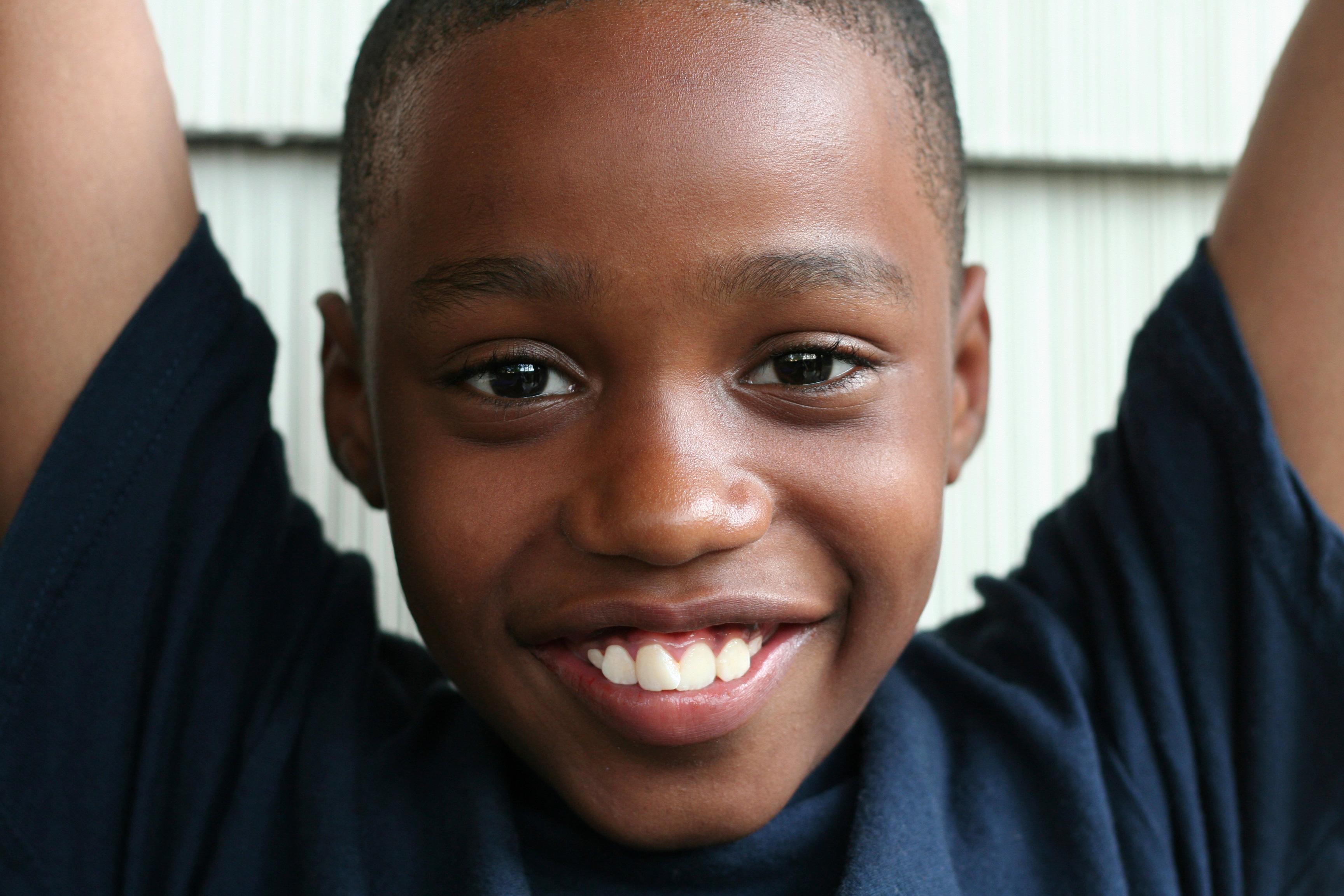 Картинка чернокожий мальчик